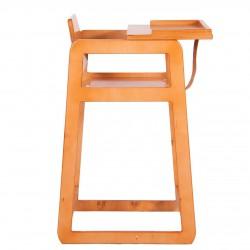 صندلی چوبی ناهارخوری کودک مدل KIDS