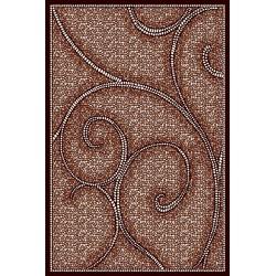 فرش هارمونی قهوه ای