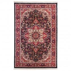 فرش ماشینی 500 شانه دنیای فرش طرح گبه عشایری کد 1026