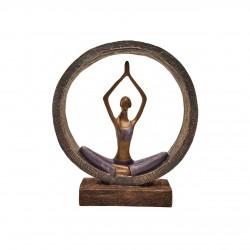 مجسمه مدیتیشن یوگا