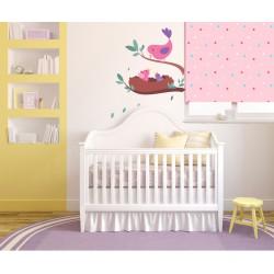 استیکر اتاق کودک مدل عشق مادرانه