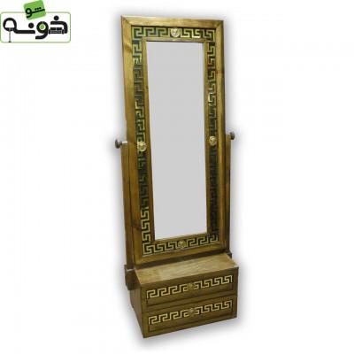 آینه ایستاده دو کشو ورساچه