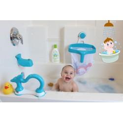 استیکر اتاق کودک مدل کودک در حمام