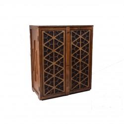 جاکفشی چوبی مدل گره