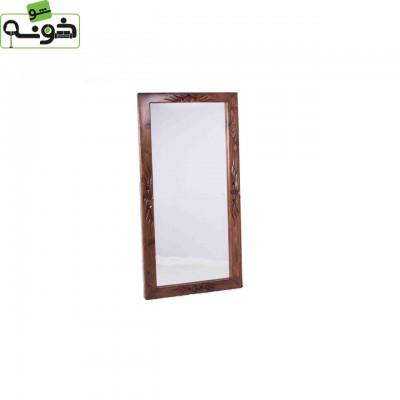 آینه قدی چوبی منبت
