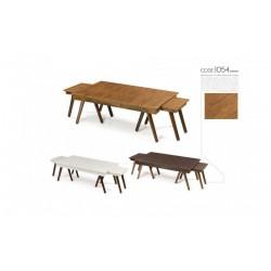 میز جلو مبلی و میز عسلی ساده