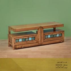 میز تلویزیون سنتی چوبی