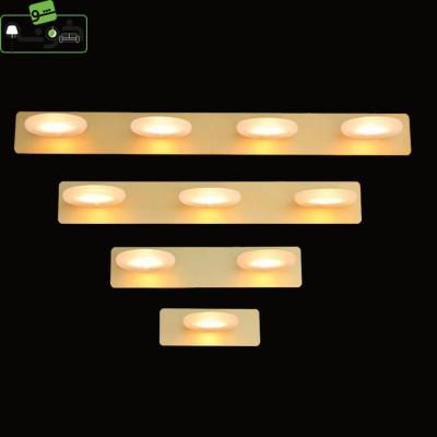 چراغ بالای آینه طلایی A36