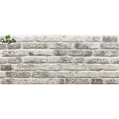 دیوارپوش طرح آجر سیاه سفید Stikwall مدل 651.227
