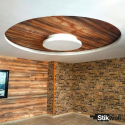 دیوارپوش طرح چوب Stikwall مدل WD-05