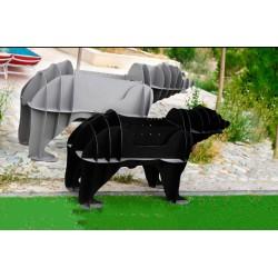 باربیکیو دکوراتیو طرح حیوانات Barbecue Little