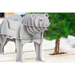 باربیکیو دکوراتیو طرح خرس بزرگ Barbecue Big