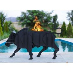 باربیکیو دکوراتیو طرح بوفالو Barbecue Buffalo