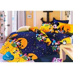کالای خواب یک نفره 4 تکه 9047