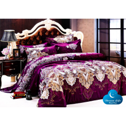 کالای خواب یک نفره 4 تکه 9041