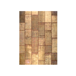 فرش خشتی تک رنگ (سولیت)