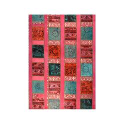 فرش خشتی ترکیبی چند رنگ4