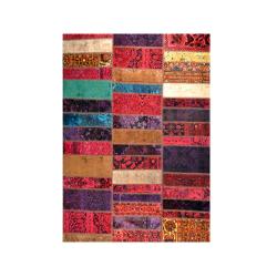 فرش خشتی ترکیبی چند رنگ 5