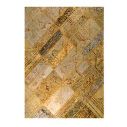فرش خشتی (مورب) سولیت