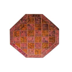 فرش کندو دو رنگ