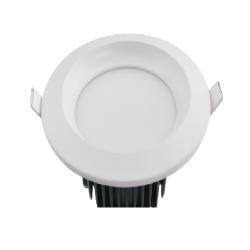 چراغ توکار کاسه ای 18وات MBD01518W 4M