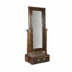 آینه ایستاده تک کشو گره 1896