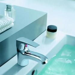 شیر روشویی توتی مدل تینا-2401