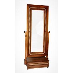 آینه ایستاده تک کشو معرق کد 2289