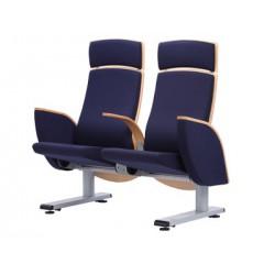 صندلی آمفی تاتر دونفره کد 2910-1