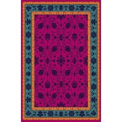 فرش ماشینی (سروناز) سرخابی