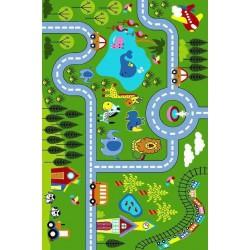 فرش ماشینی (کودک) پارک