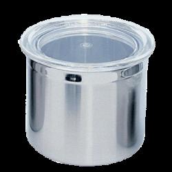 ظرف حبوبات استیل 1 لیتری