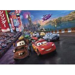 پوستر دیواری طرح انیمیشن ماشین ها