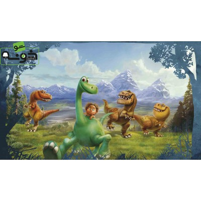 پوستر دیواری طرح دایناسور