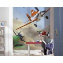پوستر دیواری طرح پویانمایی هواپیماها