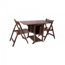 میز دو نفره کمدی تاشو کد 2137