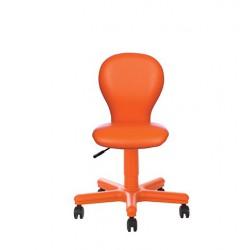 صندلی کامپیوتر نیلپر رنگ نارنجی