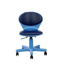 صندلی مطالعه کودک نیلپر رنگ آبی