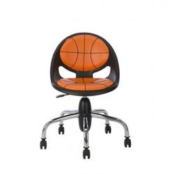 صندلی مطالعه کودک نیلپر طرح بسکتبال
