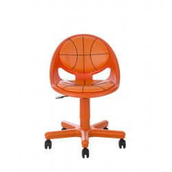 صندلی مطالعه کودک نیلپر طرح بسکتبال نارنجی