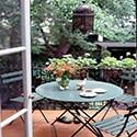 میز و صندلی باغی
