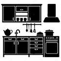 آشپزخانه و ناهارخوری