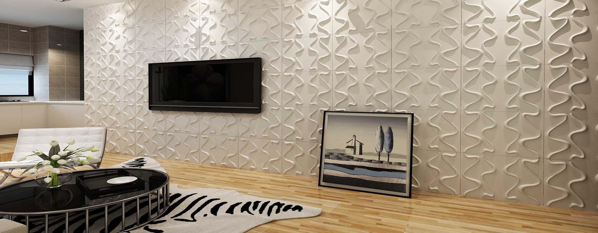 چگونه یک دیوارپوش سه بعدی مناسب برای دیوارهای محل خود انتخاب کنیم؟