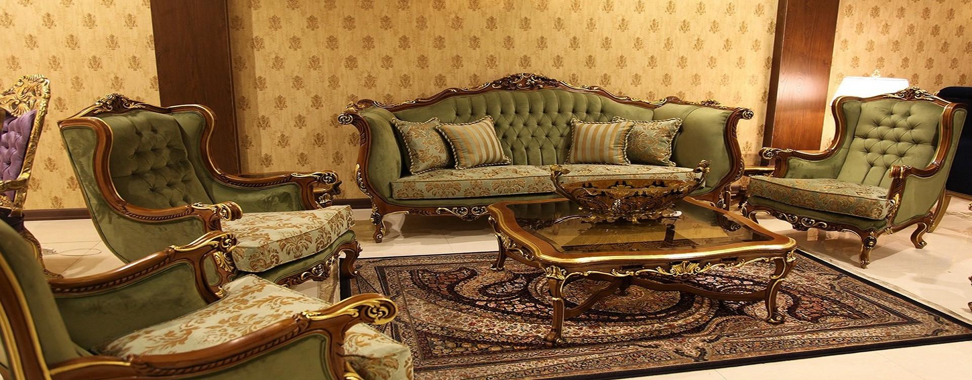طرح های جدید کوسن کلاسیک برای مبل استیل و سلطنتی